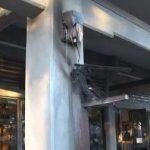 【フジテレビ】アメリカ・ロサンゼルスで、東本願寺が焼き討ちされる 容疑者は30代の白人男か?