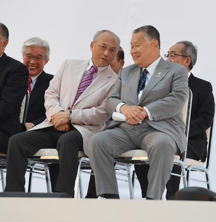 【舛添氏】東京五輪には森会長の「利権調整力が必要」 [爆笑ゴリラ★]