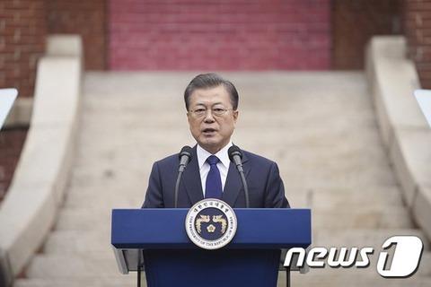【韓国報道】文大統領、3・1節演説で日本に宥和姿勢とるか…日米韓協力への言及に注目