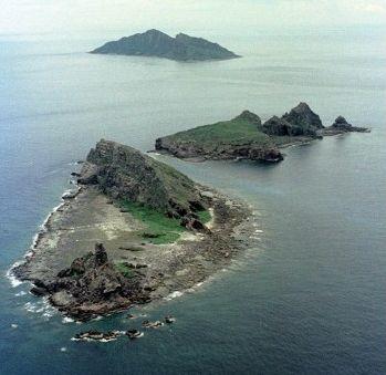 【怒】 沖縄 尖閣諸島沖合 中国海警局の船4隻が領海侵入 海保が警告
