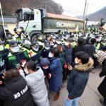 【米国防長官、韓国に抗議】「星州THAAD基地の米兵生活環境、問題の放置は容認できない」 来韓時に抗議 「同盟国として必ず改善を」