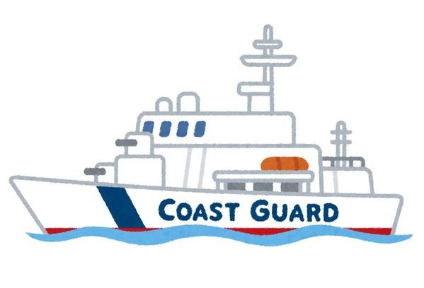 【画像】海上保安庁の最新鋭巡視船がもはや軍艦wwwwwwww