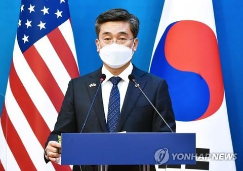 【韓国国防相】日本との安保協力強化表明