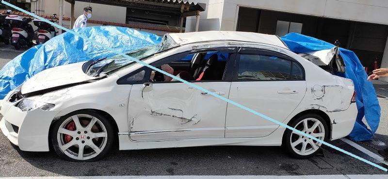 【広島】大学生が一般道を時速150kmで運転し事故「危険と思ってなかった」同乗の女子大生(20)は四肢麻痺
