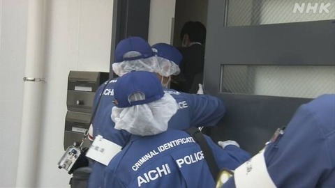 【NHK速報 14:01】大村知事リコール活動の団体事務所を捜索 署名の大量偽造に関与の疑い 愛知県警
