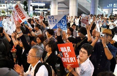朝日新聞・滝沢貴大「SEALDsとは何だったのか?」 服部涼平「実際は大半が年配の方でした…」