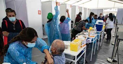 【朝日新聞】ワクチン接種のペースが世界一 国民の25%以上が中国製などのワクチンを接種したチリ 過去最大規模に匹敵する感染拡大