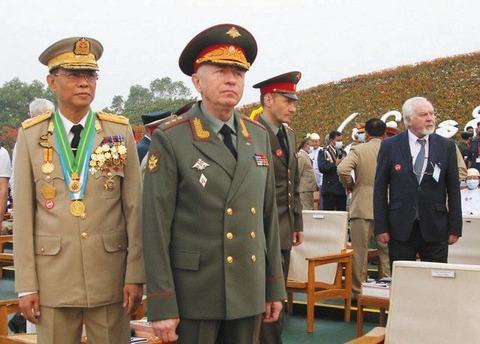 【ロシア】ミャンマー国軍支援を強化 クーデターを正当化「選挙不正が原因」 反欧米勢力結集へ