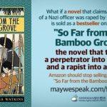 【VANK事実に発狂】「韓国人が強姦犯」の小説『ヨーコの話』がアマゾンでベストセラー?…さらに実話に変身、差別だ