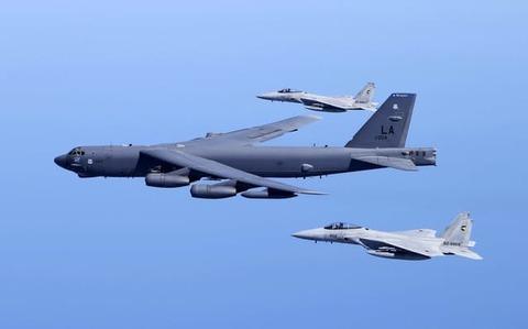 【日米共同】空自と米軍、東シナ海で防空訓練 戦闘機を投入 岸信夫防衛相「日米がともに行動している姿を今後を示したい」