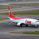 【韓国】LCC「t'way航空」日本への留学生運賃20%割引、無料手荷物50kg拡大