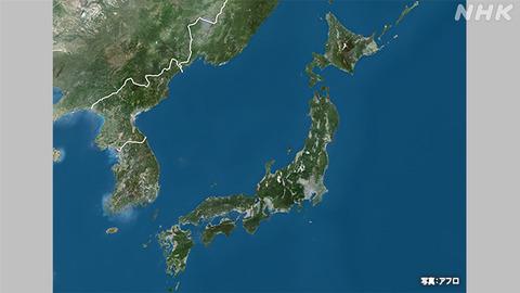 【衝撃】米軍「北朝鮮による東海へのミサイル発射を…」と発表。日本政府は訂正を要求。