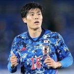 【サッカー】韓国ユーザー「韓国を嫌いにならないで」「恥ずかしい行動を謝罪します」 肘打ちされた冨安健洋選手のインスタに