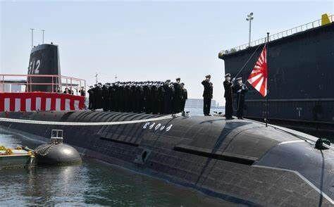 【海自】潜水艦「とうりゅう」就役、リチウムで海中に長時間