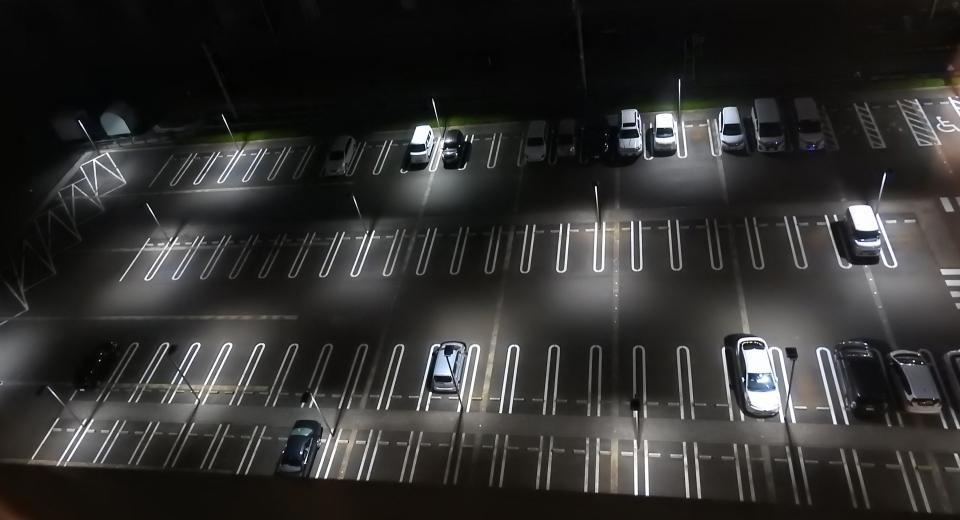 駐車場のトナラーへ 「他人の車を目印にしないで」