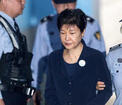 【韓国】朴槿恵前大統領の自宅を差し押さえ…金融資産2億5千万円も徴収