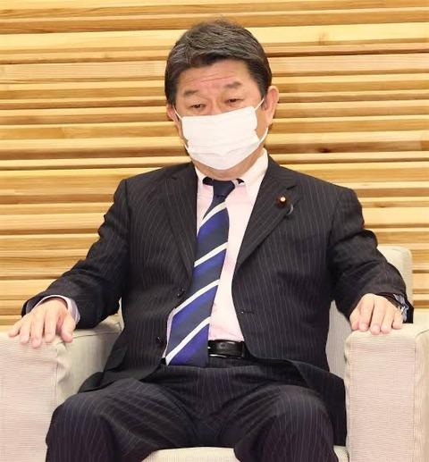 茂木外相「忙しい」 駐日韓国大使・姜昌一と面会予定なし