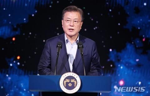 【文大統領】韓国のロケットで2030年に月着陸