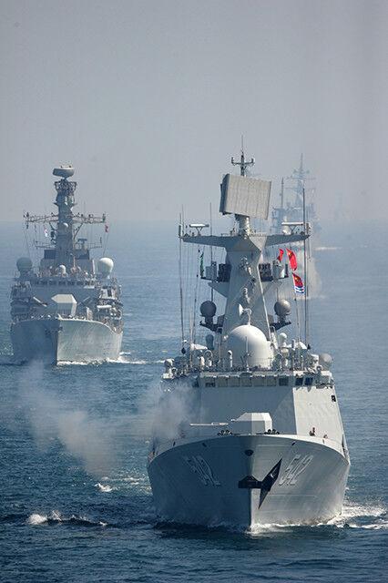 【海のレッドチーム】中国は原油をパキスタンから 軍事演習で見えた米豪印日「QUAD」連合に対する中露イパ連合「CRIP」枢軸誕生
