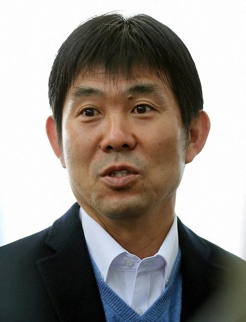【サッカー】日本代表・森保監督 3月末の韓国との親善試合「やるかもしれないという方向で話は聞いています」