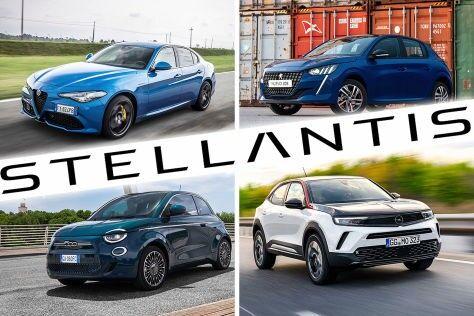 「フルスロットルでEVに集中」 欧州自動車ステランティス 1月に発足