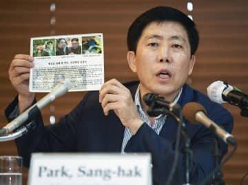 韓国の脱北者団体がビラ散布予告 北朝鮮体制を批判、反発懸念