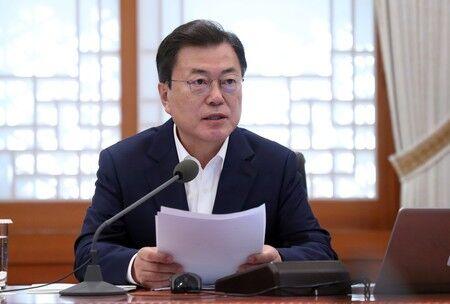 北朝鮮に対話呼び掛け 統一相「映像協議も可能」―韓国大統領・板門店宣言3年