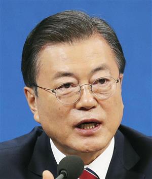 【韓国報道】韓米首脳会談を控えて同盟を揺るがす発言をする時か 文大統領が連日、北朝鮮と中国に肩入れするようなメッセージ