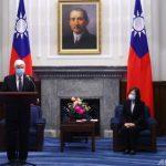 【米台】米台関係「かつてないほど強固」 米非公式代表団、台湾総統と会談