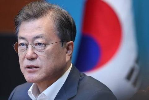 【韓国・文大統領】「利害衝突防止法の国会通過を歓迎…LH(韓国土地住宅公社)事態のようなことを繰り返してはならない」