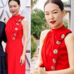 【韓国ネット】 アカデミー賞授賞式、韓国人女優の中国風衣装が物議=「誰が選んだ?」「がっかり」