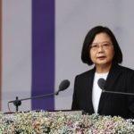 【台湾】日米声明に「台湾海峡の平和と安定の重要性」が明記されたことについて「心からの歓迎と感謝を表する」