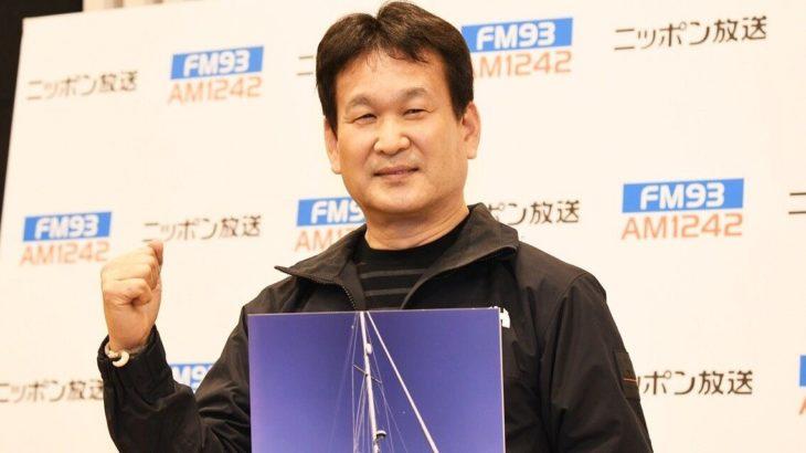 30時間嵐と格闘…辛坊治郎氏、太平洋横断再挑戦の近況報告