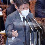 「中国のちの字も出ない」茂木外相、韓国対応を弱腰と皮肉
