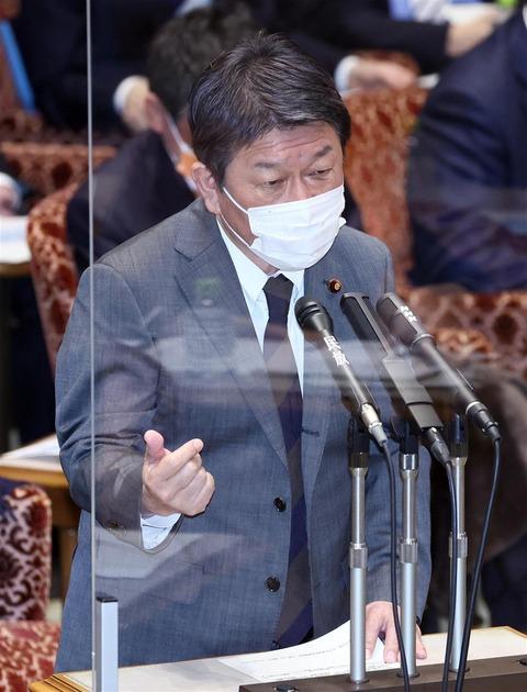 【韓国日報】茂木外相の日中韓首脳会談めぐる発言、「居直り」と指摘=韓国ネット「五輪はボイコットだ」