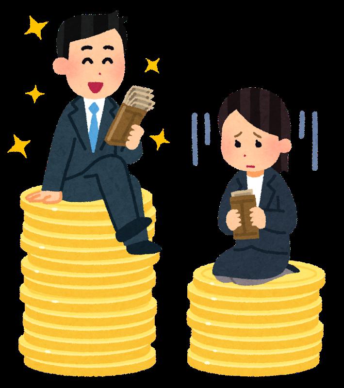 絶望的格差社会 日本でも超富裕層・富裕層が急増している