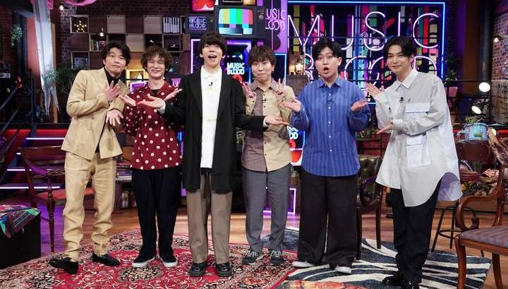 "【MUSIC BLOOD】田中圭さん×千葉雄大さんに""ある声""が続々寄せられる事態に!"