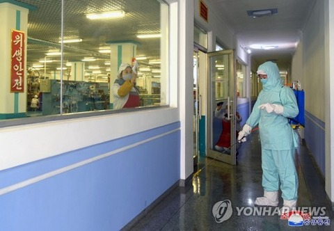 【WHO】北朝鮮で2.1万人がコロナ検査 「全員陰性」