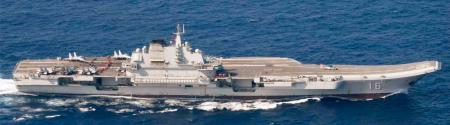 【宮古海峡】中国空母、東シナ海へ北上 尖閣領空周辺でヘリ飛行 知事の反応…無