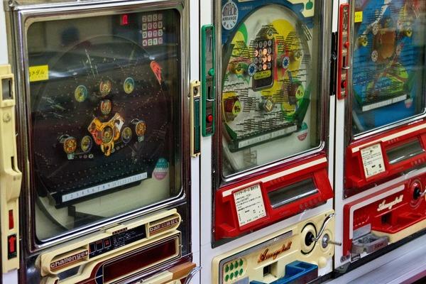 【画像】昭和の温泉ホテルのゲームコーナー来たwwwwwww