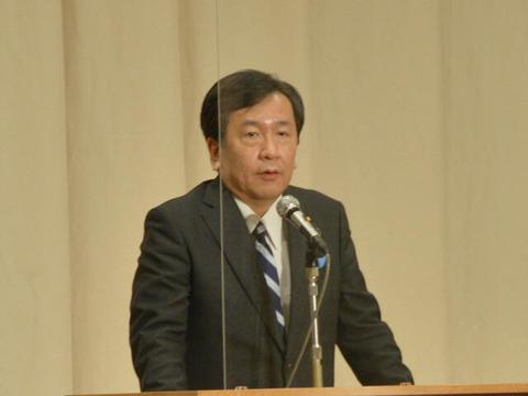 【朝日新聞】立憲・枝野代表 台湾を「国」「島国」繰り返し言及