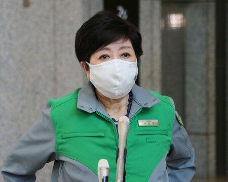 東京の緊急事態宣言 期間を「大型連休中」にするよう政府に求める