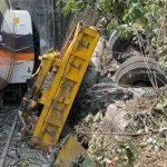 【台湾】台湾の列車事故 トラック運転手を拘束