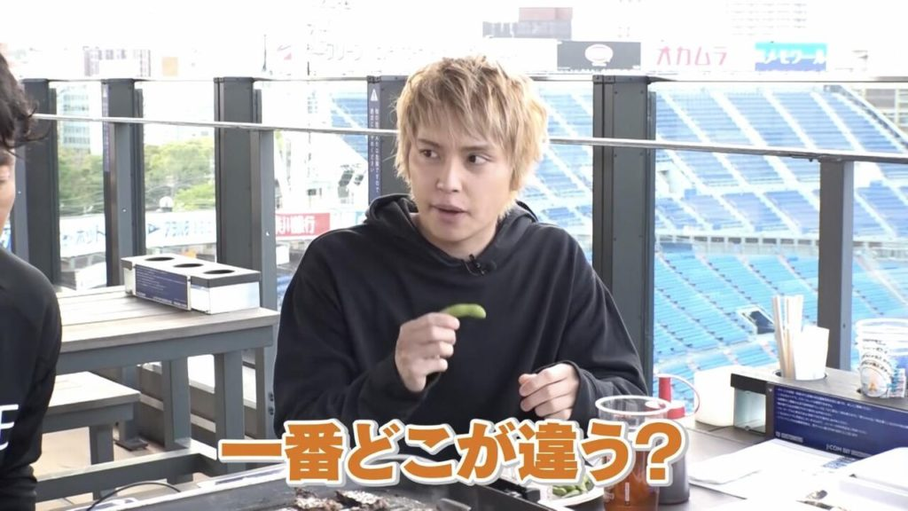 【画像】手越祐也さん、メジャーリーガーとコラボするも態度が悪すぎて炎上