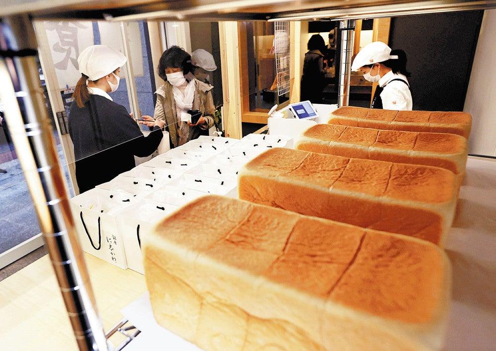 食パンは消費増 総菜パンや菓子パンは消費減 その理由は?