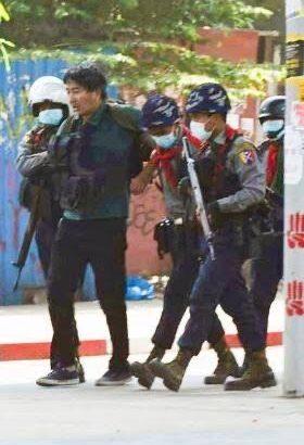 【速報】ミャンマーで邦人ジャーナリスト連行か