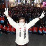 【韓国】釜山市長選挙 野党候補が圧勝へ