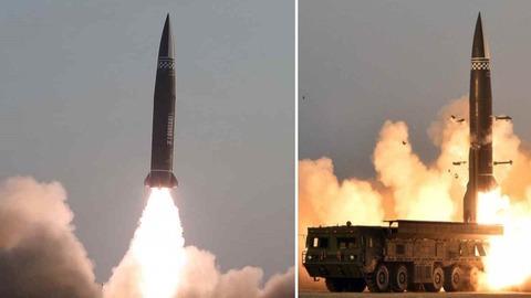 【国連】「北朝鮮 長中短 弾道ミサイルに核兵器搭載可能に」/短ミサイルで旧大型核なら西日本 その短で小型化核なら日本全土射程