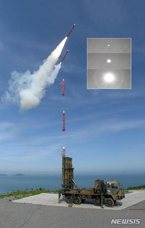 【朝鮮日報/独自】韓国軍、国産迎撃ミサイル部隊を3倍増へ