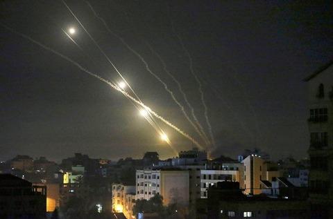 【中東】ロケット弾延べ1050発、イスラエルとパレスチナの応酬で死傷者450人超す 5月12日